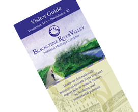 Blackstone River Valley Tourism Guide