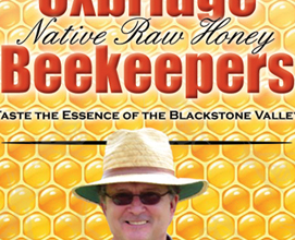 Uxbridge Beekeepers Local Honey Labels