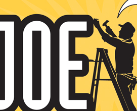 Joe the Carpenter logo